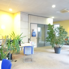 local commercial 125 m2 centre ville
