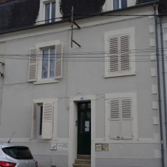 BOURGES Seraucourt Appartement Type2