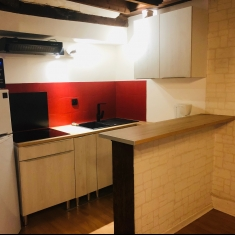 BOURGES Marx Dormoy Appartement triplex balcon parking