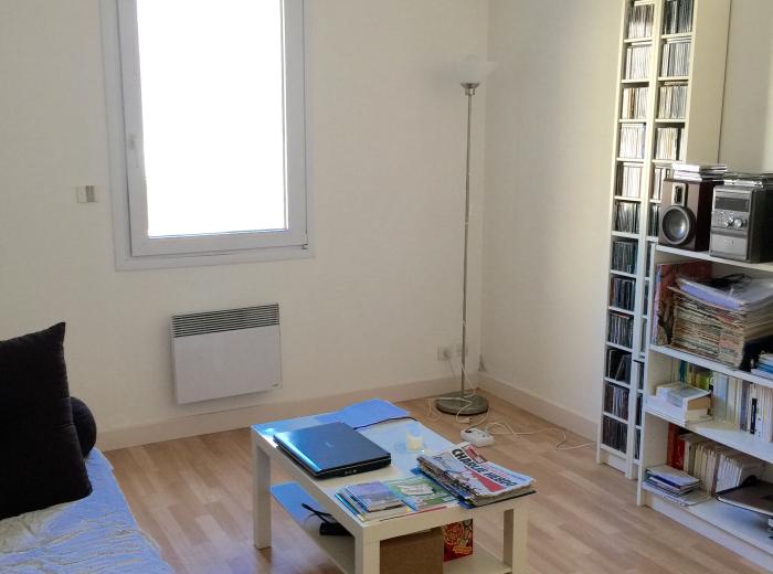 appartement type 2 avec garage