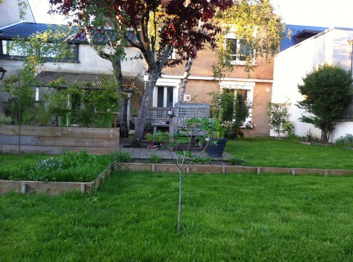 Quartier recherché de Bourges Maison ancienne